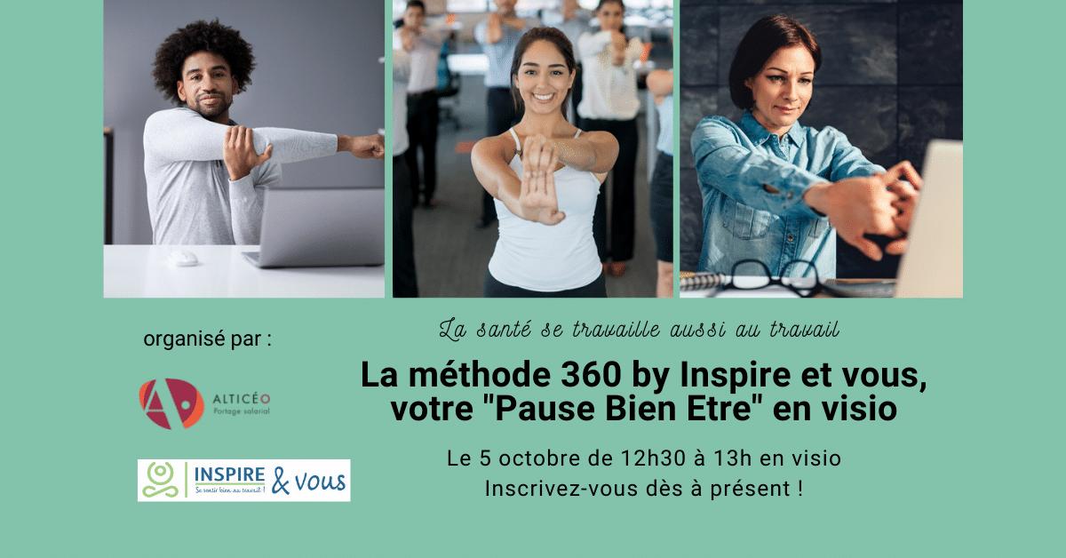atlier yoga corporate by inspire et vous organisé par alticeo